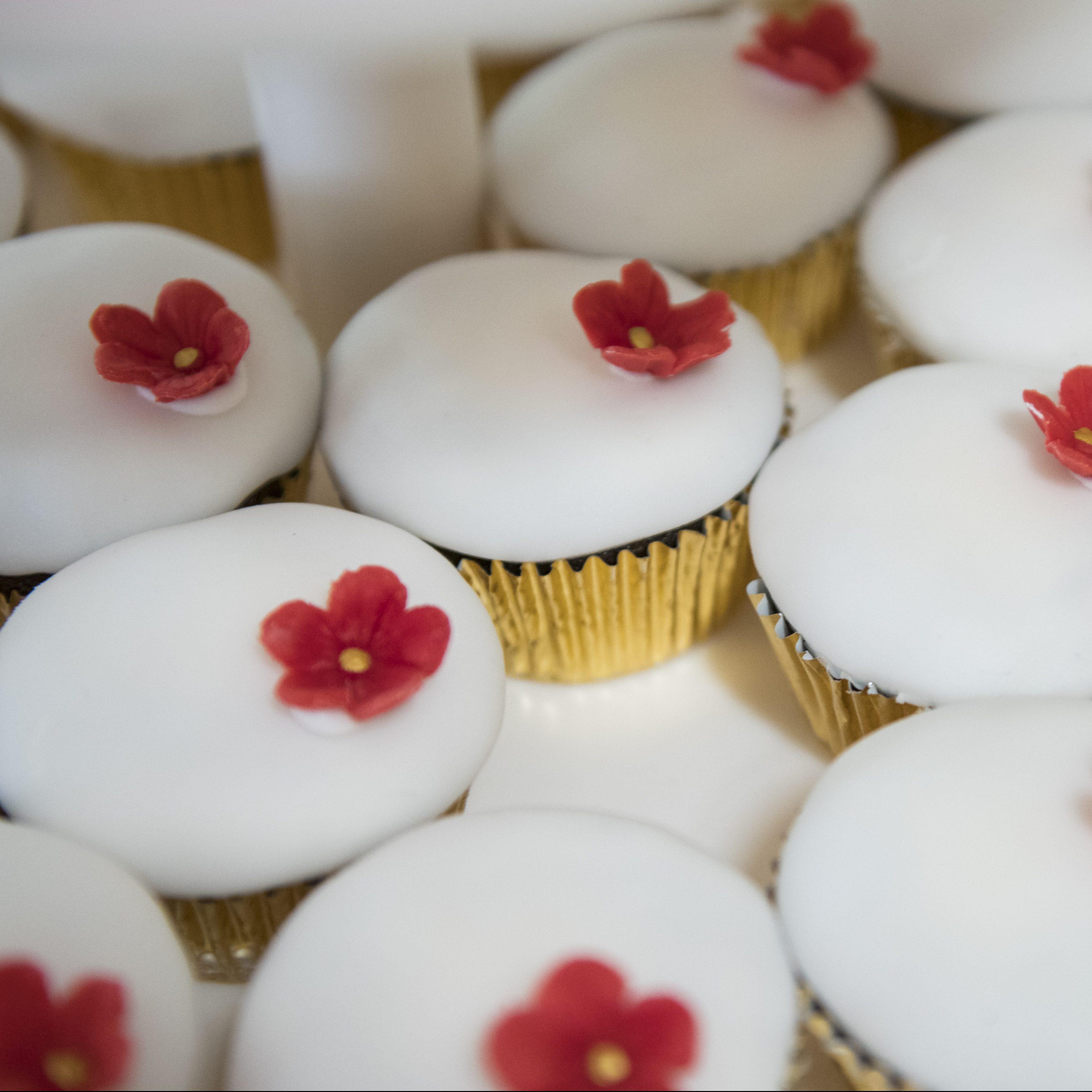 cupcakes - bruid tessa